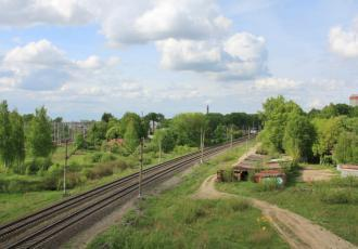 Коношский железнодорожный узел