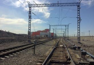 Магнитогорский железнодорожный узел