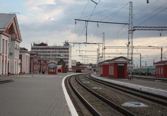 Барнаульский железнодорожный узел