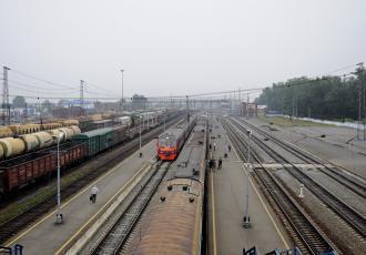 Иркутский железнодорожный узел