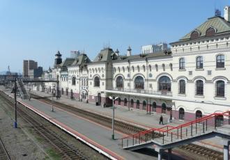Владивостокский железнодорожный узел