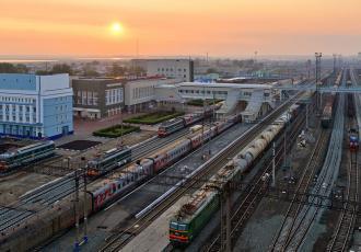 Новосибирский железнодорожный узел