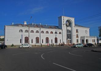 Новгородский железнодорожный узел