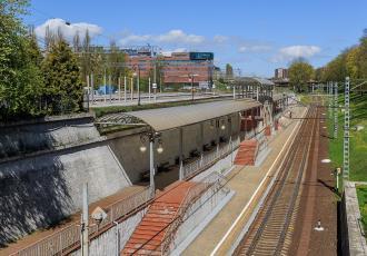 Калининградский железнодорожный узел