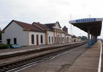 Межгосударственная передаточная станция Нестеров