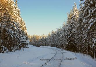 Железнодорожная линия Суоярви — Суккозеро — Лендеры
