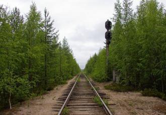 Железнодорожная линия Суккозеро — Юшкозеро