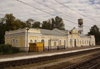 Реконструкция станции Бабаево Октябрьской ж. д.