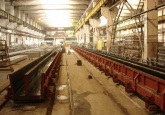 Оверятский завод сборных железобетонных конструкций