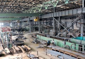Подпорожский завод мостовых железобетонных конструкций