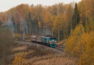Железнодорожная линия Кострома — Галич