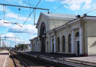 Вокзал Выборг