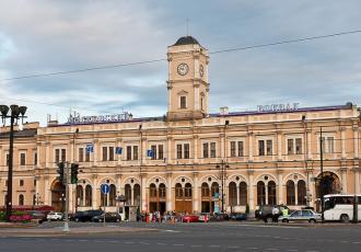 Реконструкция Московского вокзала в Санкт-Петербурге