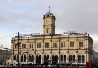 Реконструкция Ленинградского вокзала в Москве