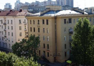 Жилой дом на Московском проспекте