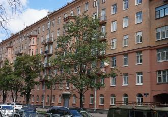 Жилой дом на Варшавской улице, 16
