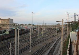 Вторые пути на участке Буй — Вологда