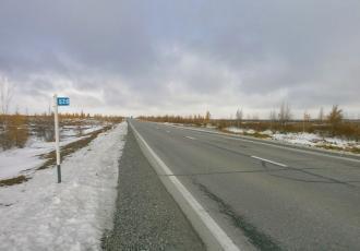 Автомобильная дорога Уренгой — Надым — Советский