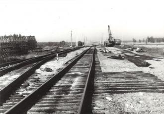 Железнодорожная линия Мереть – Среднесибирская