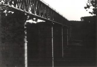 Мост через реку Чумыш