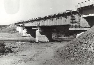 Виадук через реку Бирюля