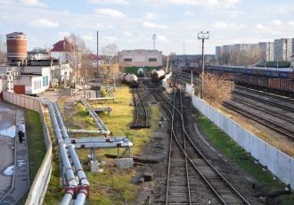 Полоцкая промывочно-пропарочная станция
