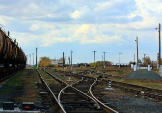Железнодорожная линия Туз Кала — Успенка