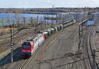 Усиление железнодорожной линии Кустанай — Золотая Сопка