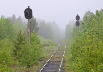 Железнодорожная линия Ручьи Карельские — Алакурти