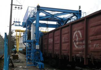 Пункт подготовки вагонов под погрузку на станции Экибастуз-II
