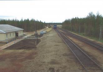 Железнодорожная линия Чиньяворык — Тиман