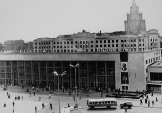 Вокзал в Риге