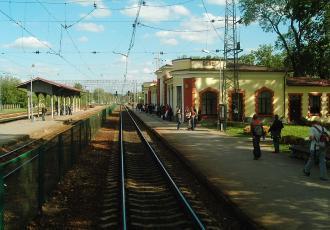 СЦБ и связь на участке Рига — Огре