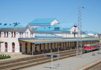 Вокзал Вильнюс