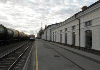 Промывочно-пропарочная станция Мажейкяйского нефтеперегонного завода