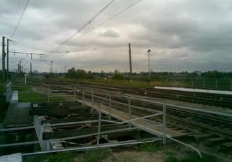 Реконструкция моста через ручей Товарный