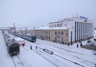 Пермский железнодорожный узел