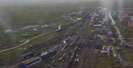 Воркутинский железнодорожный узел