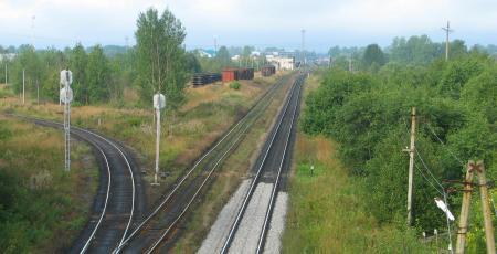 Псковский железнодорожный узел