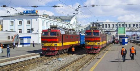 Кировский железнодорожный узел