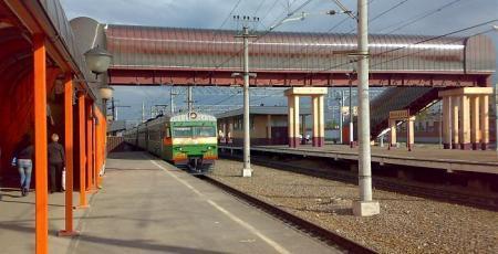 Пересадочная станция Рыбацкое