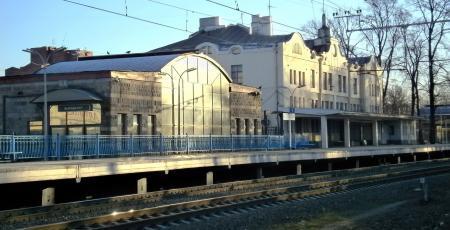 Пересадочная станция Удельная
