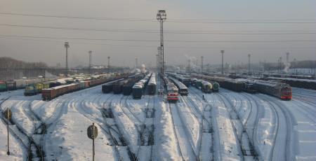 Электрификация участка Инская — Чулымская