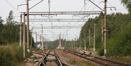 Электрификация участка Васкелово — Сосново