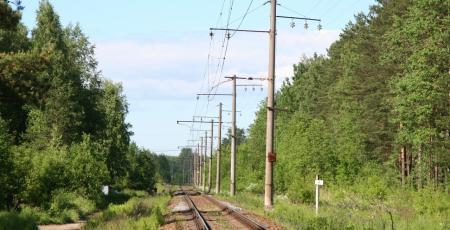 Электрификация участка Мга — Невдубстрой