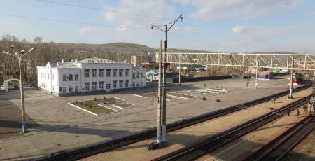 Электрификация линии Сковородино — Шимановская