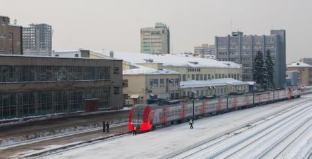 Локомотивные и вагонные депо на станции Иваново