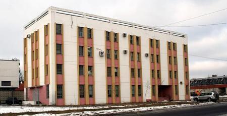 База по ремонту эскалаторов метрополитена в Рыбацкое