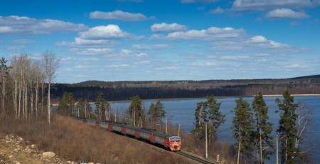 Железнодорожная линия Лосево — Каменногорск