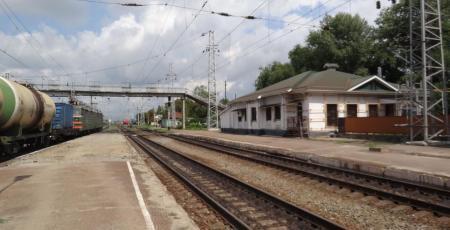 Реконструкция станции Тихорецкая